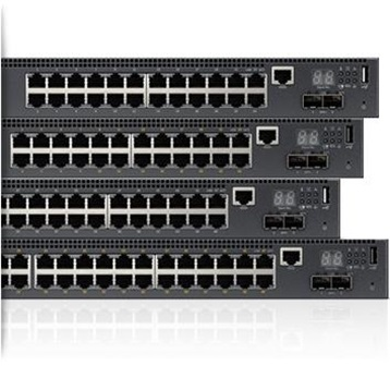 Dell Networking N2000 – 1GbE Layer 2 Switch