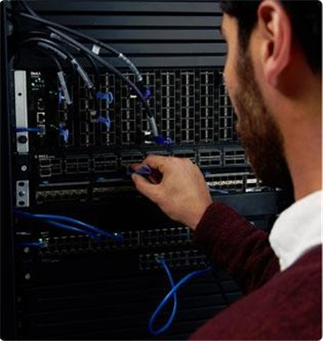 Dell Networking Z-Series - Ultimate flexibility — from density to deployment