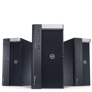 Dell Precision Fixed Workstations