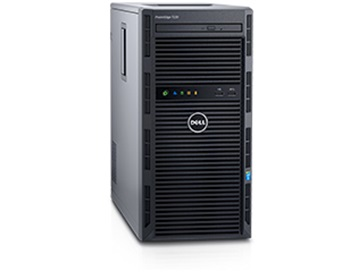 PowerEdge T130 tower server - Get organized and become more productive