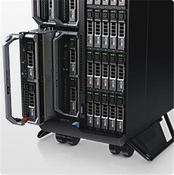 PowerEdge VRTX - No compromise on performance