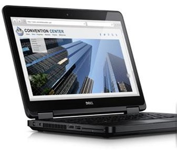 Notebook Latitude E5440: design resistente