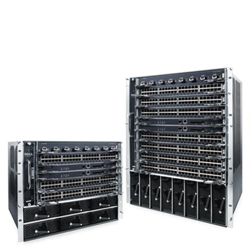 Dell Networking C Series Chassis based switches