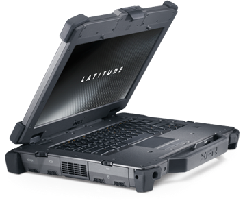 Latitude Specialty Laptops