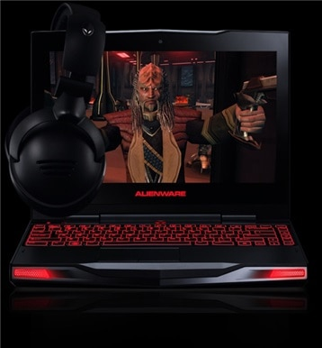 Dell Alienware M11x Gaming Laptop Computer - Choose to Be Blown Away