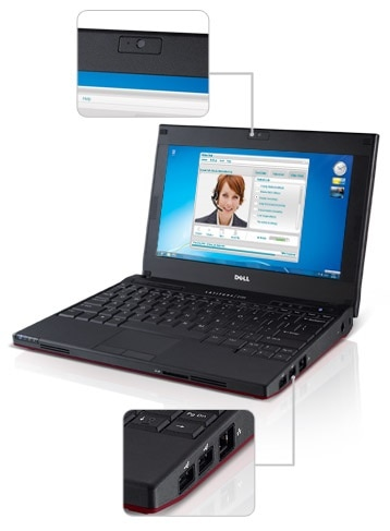 Dell Latitude 2110 Netbook - Discover smart functionality