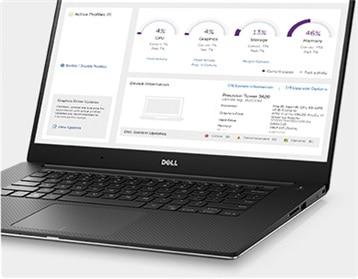 Precision 15 5520 Laptop - Improve productivity with Dell Precision Optimizer