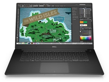 Precision 15 5520 Laptop - Your work can count on it