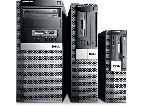 OptiPlex 960 (Late 2008)