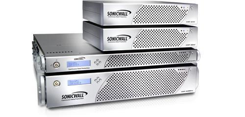Sonicwall CDP Series