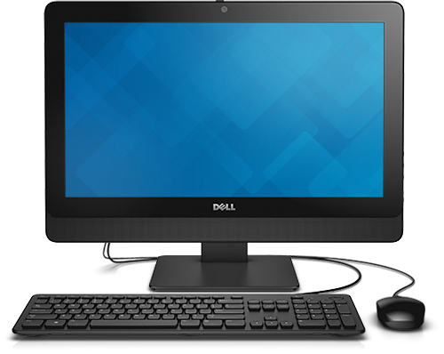 Dell Inspiron 20 3048 Base Stand Black