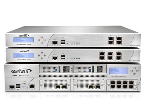 Sonicwall EX Series