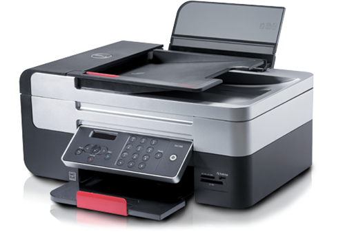Dell V505 All In One Inkjet Printer
