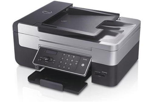 Dell V505w All In One Wireless Inkjet Printer