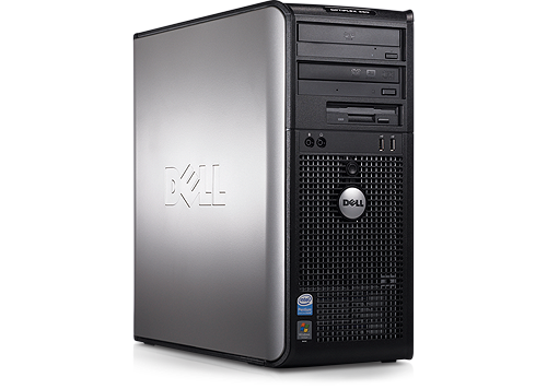 OptiPlex 760 (Late 2008)