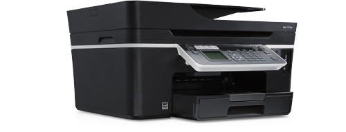 Dell V715w All In One Wireless Inkjet Printer