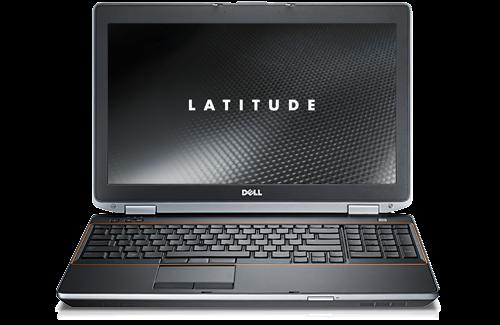Latitude E6520