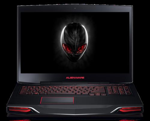 alienware update application not loading