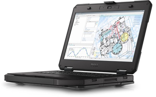 Latitude  5414 Rugged