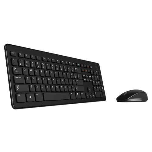 Dell Wireless Keyboard & Mouse Bundle KM632