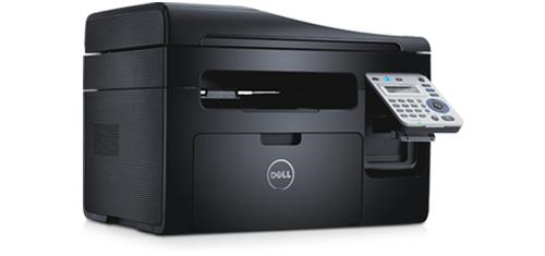 Dell B1165nfw Multifunction Mono Laser Printer