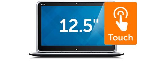 XPS 12 2-in-1 Ultrabook™ und Tablet.