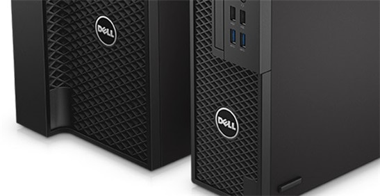 Introducing the redesigned Dell Precision Tower 3000 Series