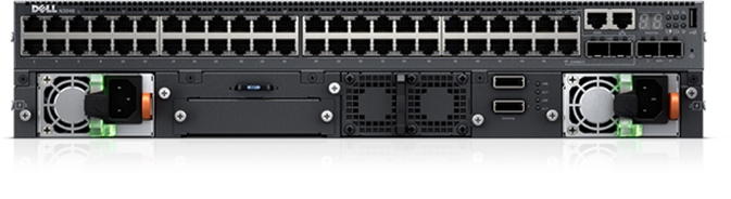 Switch Dell Networking serie N3000 - Una rete più moderna