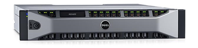 戴尔存储MD1420 - 扩展并加速数据访问