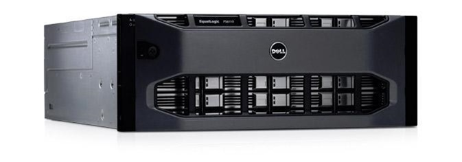 Sistema di storage Dell Equallogic PS6110e
