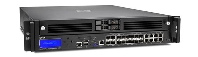 Dell SonicWall SuperMassive Series 9800