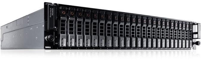Consolidate with high-performance, high-capacity storage