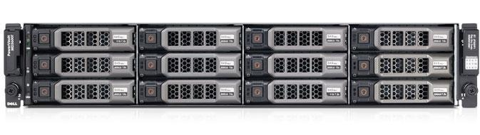 PowerVault MD3 - 引入16 Gb光纤通道技术,可提供高性能和高容量存储