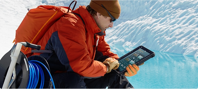 Latitude 12 Rugged Tablet-PC