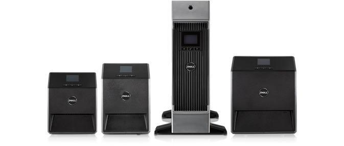 Dell Line Interactive Tower UPS - Easy to choose, use and afford
