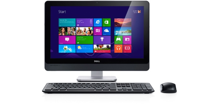 Ordinateur de bureau OptiPlex 9010 All-in-One