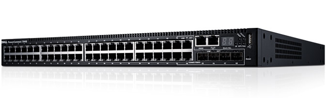 Dell Networking 7048 Switch (Overview)