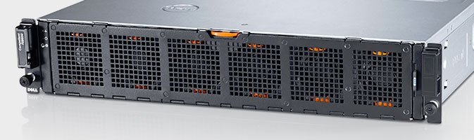 Dell Compellent FS8600: rack de alta densidad y bajo costo por GB