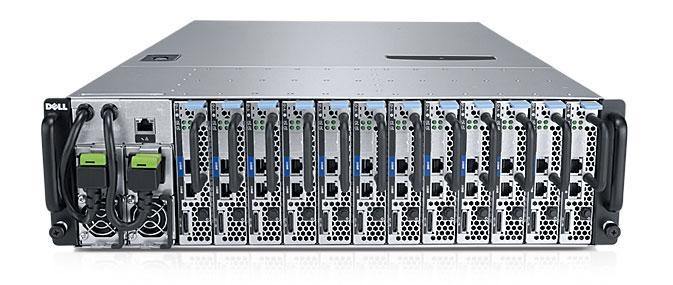 Poweredge C5000 Gehäuse – Optimale Dichte