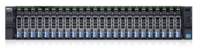 PowerEdge r730xd Rack Server - Accelerate your workloads