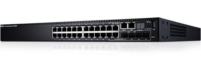 Networking 7024P - High performance