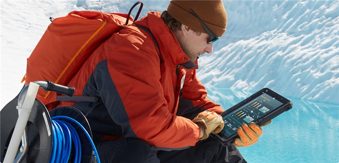 Every aspect of the new Latitude 12 Rugged Tablet has been designed and tested to conquer the most extreme conditions.