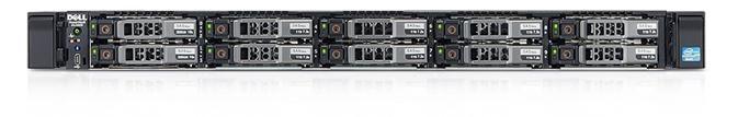 Сервер PowerVault DL4000 для резервного копирования и восстановления данных