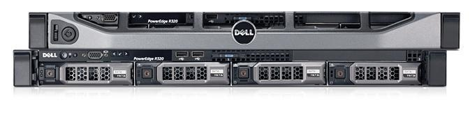 Servern PowerEdge R320
