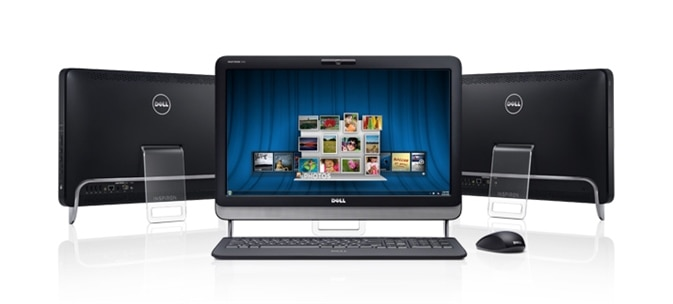 Dell Inspiron One 2205 Desktop - Fine art