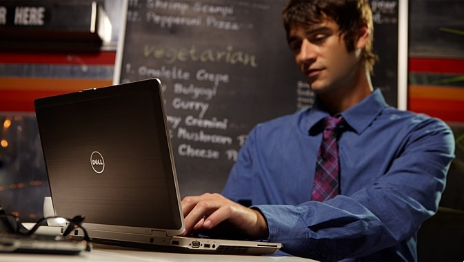 Dell Latitude E5520 Laptop - Redesigned for work in your world