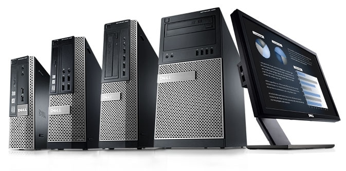 OptiPlex 990 Premier Desktop