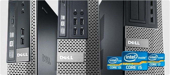 Desktops OptiPlex 3010