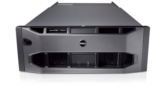 Dell EqualLogic PS6510E