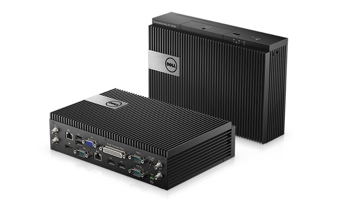 Embedded Box PC 3000 -  Speed solutions to market in weeks, not months.